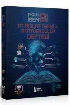 İsem 2022 8. Sınıf Akıllı İsem T.C İnkılap Tarihi ve Atatürkçülük Defteri İsem Yayıncılık - Thumbnail