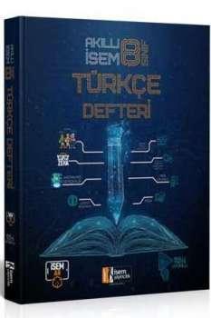 İsem 2022 8. Sınıf Akıllı İsem Türkçe Defteri İsem Yayıncılık - Thumbnail
