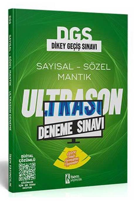İsem 2021 DGS ÖSYM Tarzı UltraSon Deneme Sınavı İsem Yayıncılık