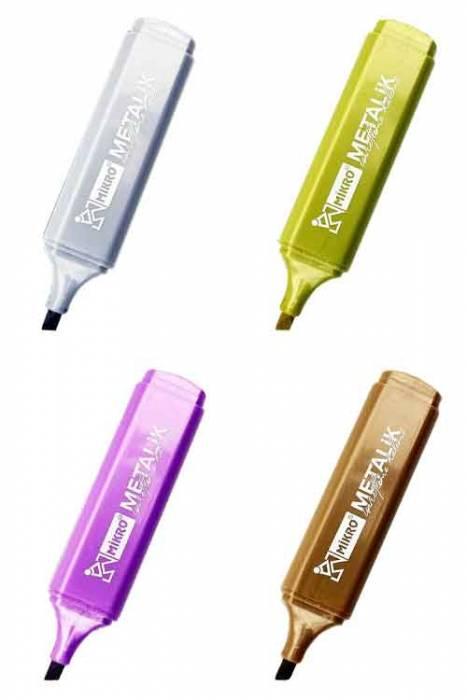 Mikro Metalik İşaretleme Kalemi 603M